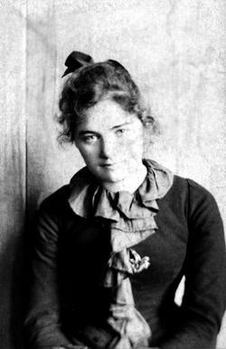 Emily Carr, age 21