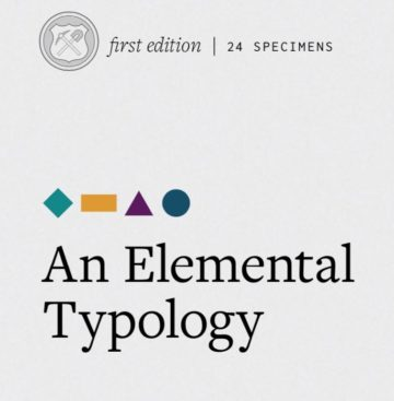 An Elemental Typology RLC
