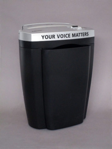 YOUR VOICE MATTERS 2