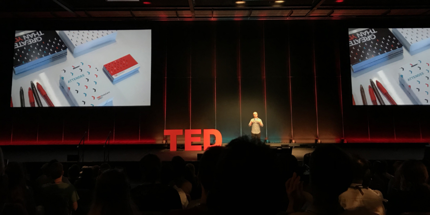 TED Summit ECU