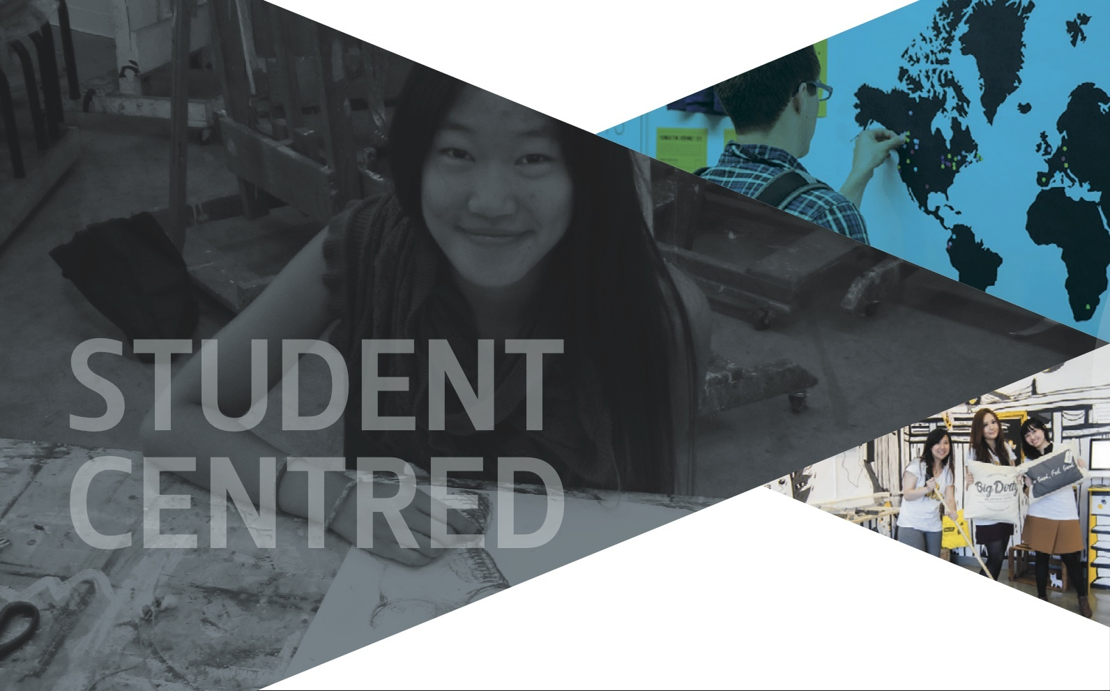 2016  Presidents  Report  Student  Centred