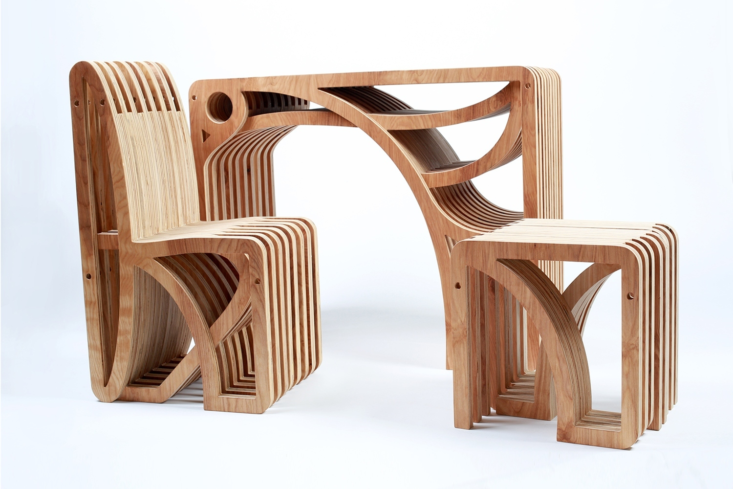 Pieces Modular Furniture System Emily Carr University Of Art